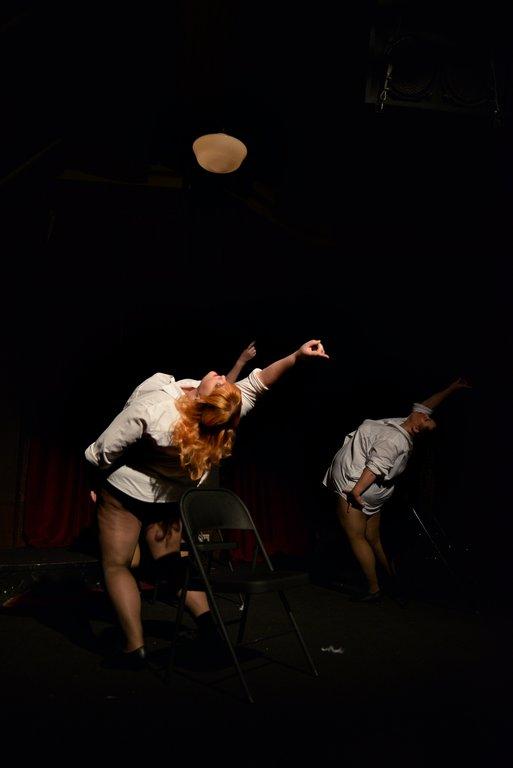 More Cabaret Chair Dance 1