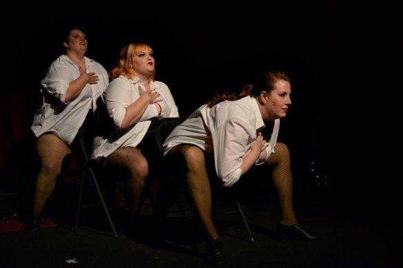 More Cabaret Chair Dance 2