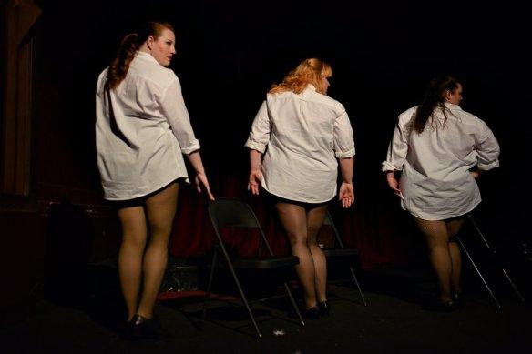 More Cabaret Chair Dance 3